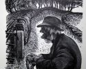 Cotswold Ballads illustration © Robert Ball